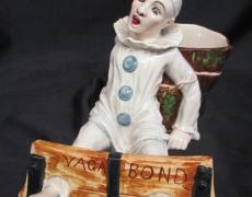 Pierrot en porte-cigares