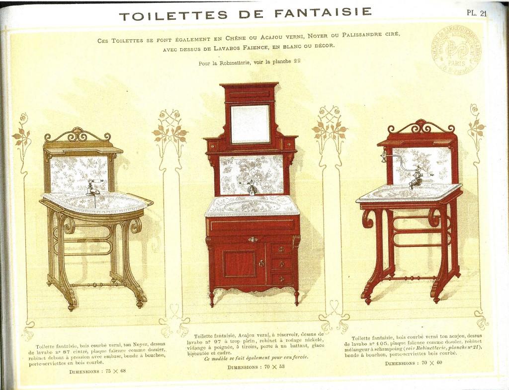 Sarregeumines catalogue sanitaire