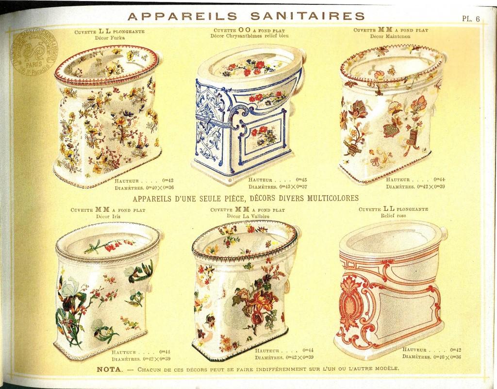 Sarreguemines catalogue sanitaire