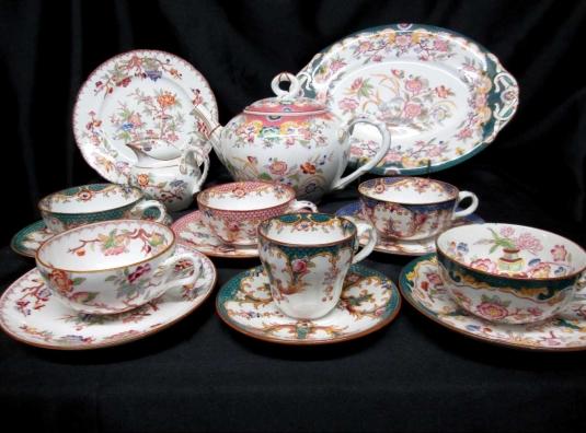 Porcelaine Sarreguemines