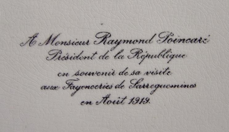Sarreguemines Poincaré
