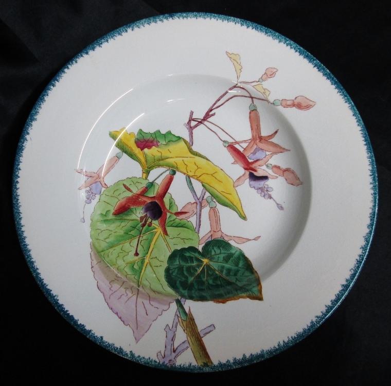 Assiette Bouquet
