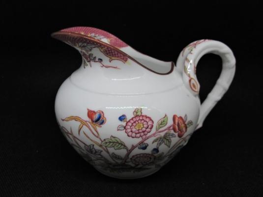 Sarreguemines pot à lait porcelaine décor 216