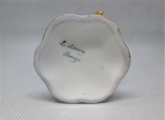 limoges flacon parfum L. Monery