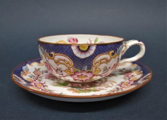 Sarreguemines porcelaine tasse à thé n° 217